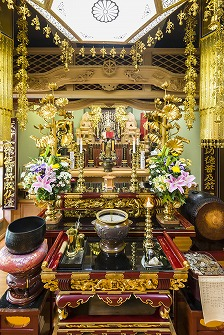 妙楽寺下高井戸墓苑の画像4